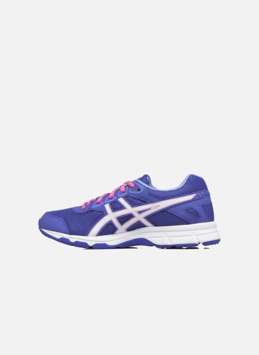 Trainers Asics Gel Galaxy 9 GS Blue front view