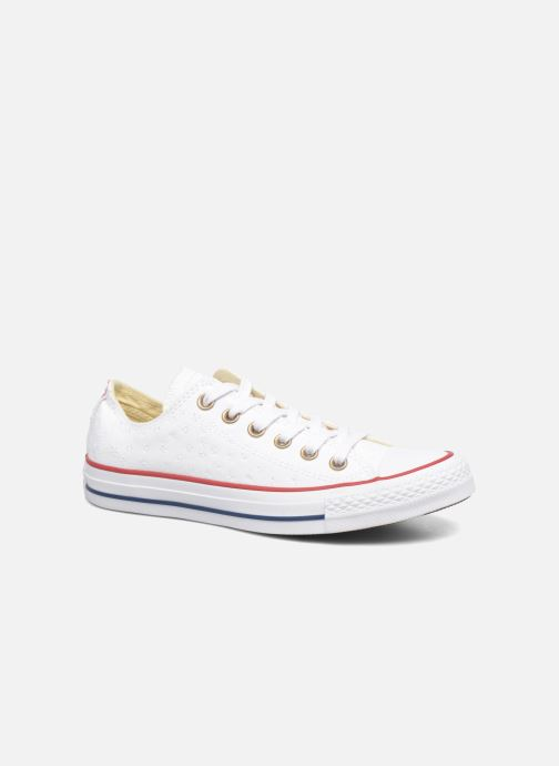 c471b9ff0013 Converse Chuck Taylor All Star Ox Americana Embroidery (White ...