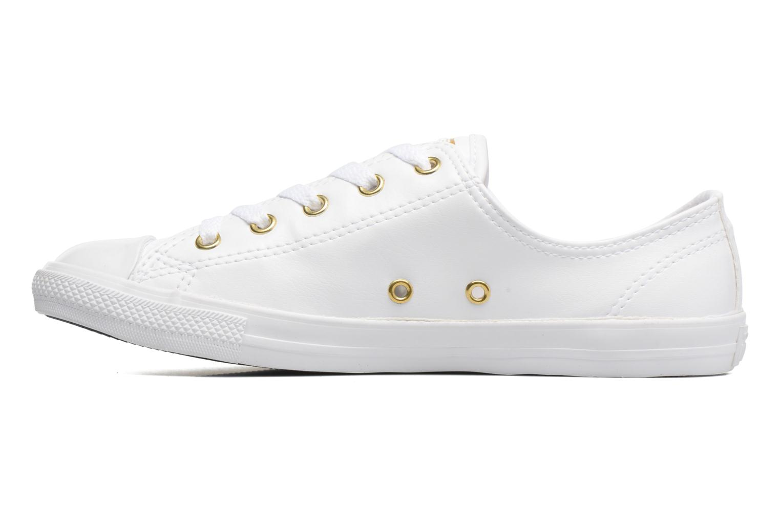 Gold Taylor White Star SL All Converse Ox Chuck Dainty Craft