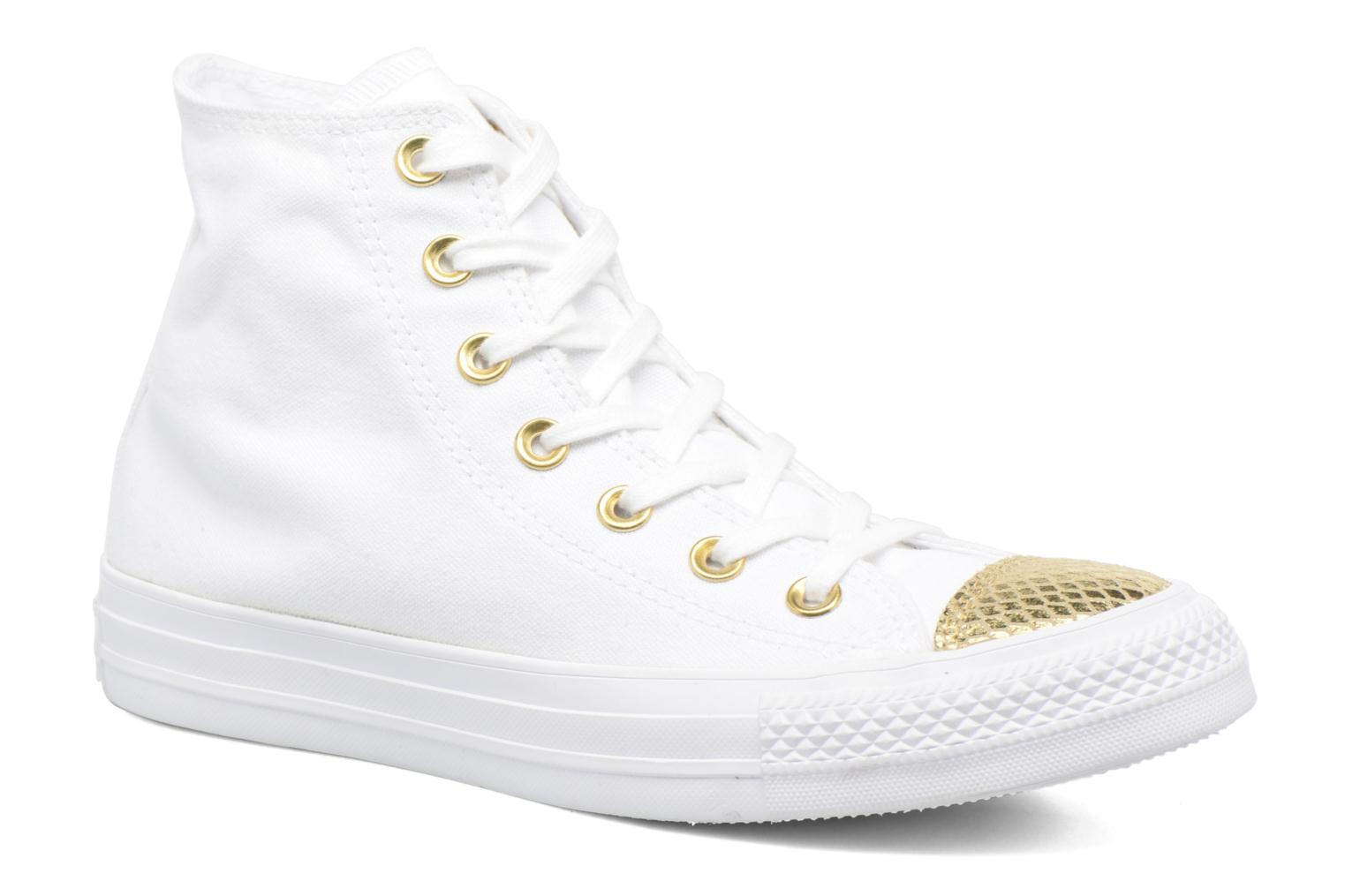Sneakers Converse Chuck Taylor All Star Hi Metallic Toecap Wit detail