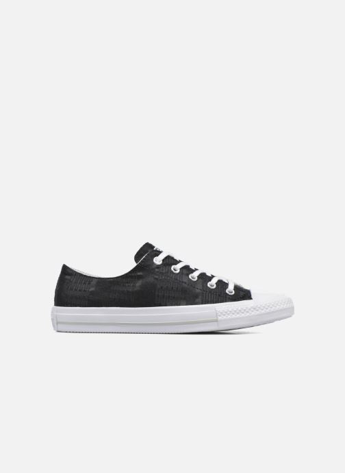 Sneakers Converse Chuck Taylor All Star Gemma Ox Engineered Lace Nero immagine posteriore