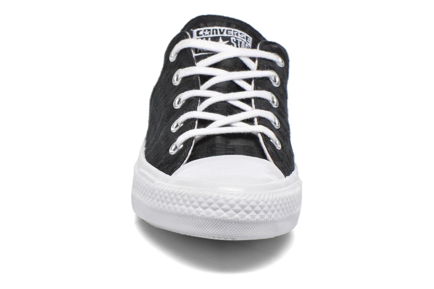 Sneakers Converse Chuck Taylor All Star Gemma Ox Engineered Lace Zwart model