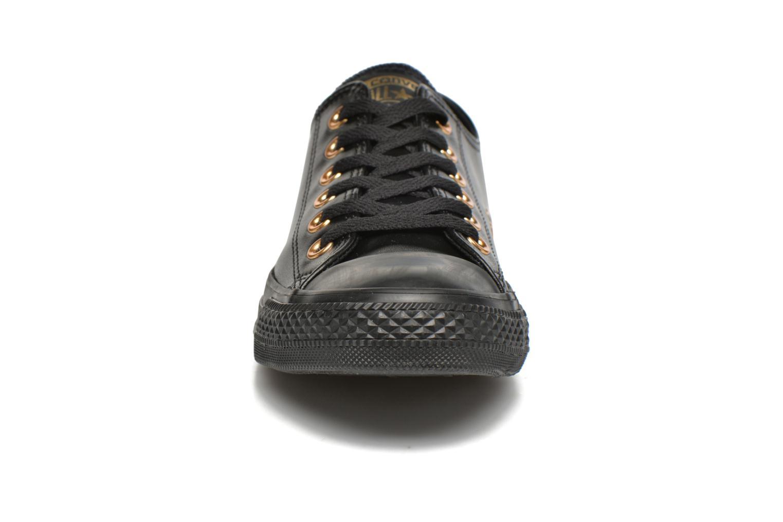 Baskets Converse Chuck Taylor All Star Ox Craft SL Noir vue portées chaussures