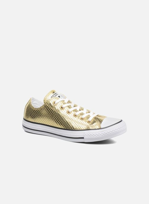 Converse Chuck Taylor All Star Ox Metallic Snake Leather