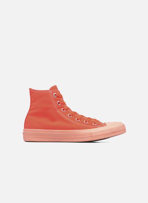 Sneakers Converse Chuck Taylor All Star II Hi Pastel Midsoles W Arancione immagine posteriore