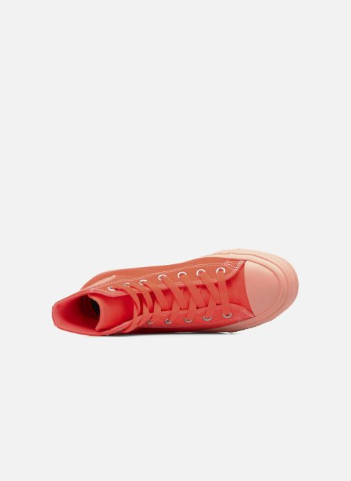 Sneakers Converse Chuck Taylor All Star II Hi Pastel Midsoles W Arancione immagine sinistra