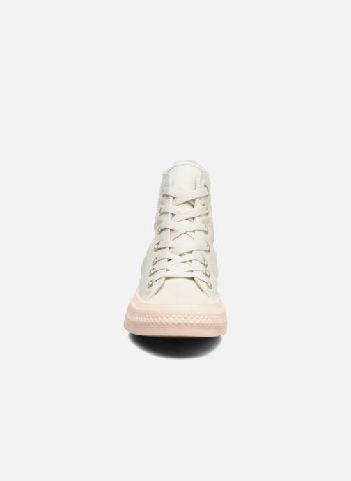 Trainers Converse Chuck Taylor All Star II Hi Pastel Midsoles W Beige model view