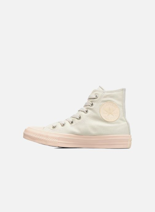 Trainers Converse Chuck Taylor All Star II Hi Pastel Midsoles W Beige front view