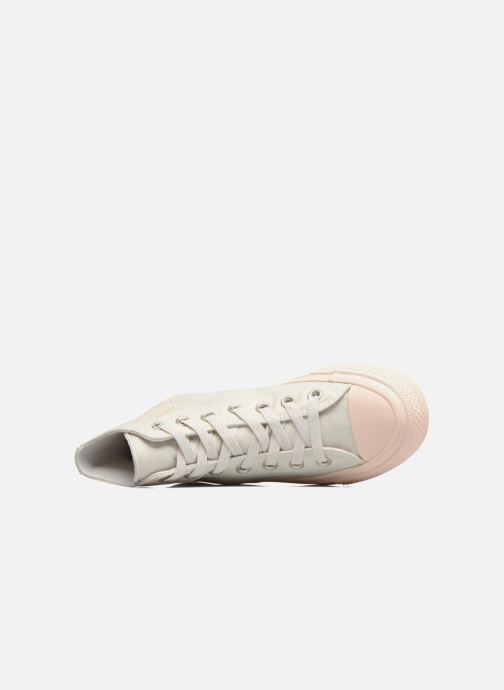 Trainers Converse Chuck Taylor All Star II Hi Pastel Midsoles W Beige view from the left
