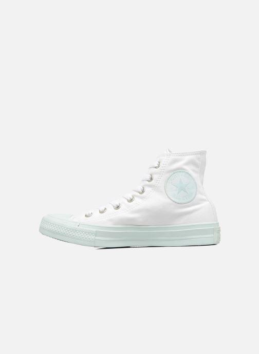 Sneakers Converse Chuck Taylor All Star II Hi Pastel Midsoles W Wit voorkant