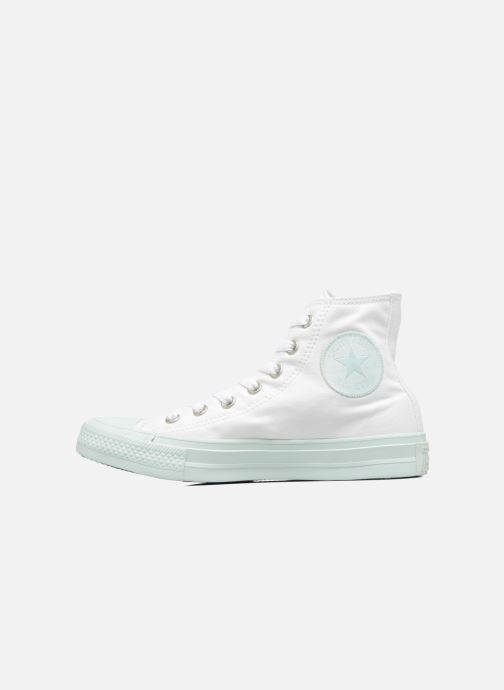 Sneakers Converse Chuck Taylor All Star II Hi Pastel Midsoles W Wit voorkant