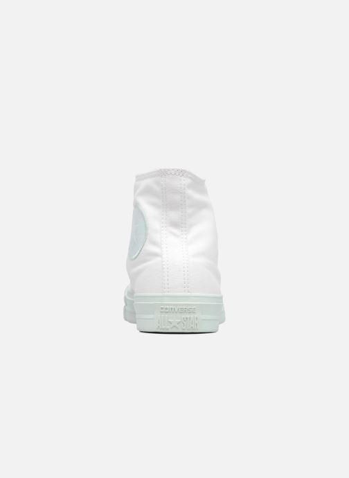Sneakers Converse Chuck Taylor All Star II Hi Pastel Midsoles W Wit rechts