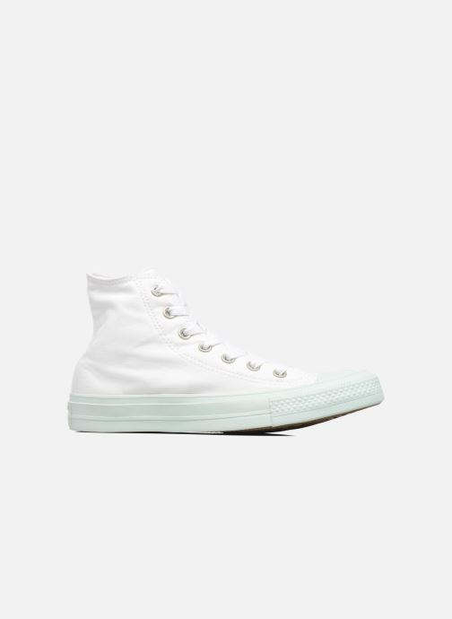 Sneakers Converse Chuck Taylor All Star II Hi Pastel Midsoles W Wit achterkant