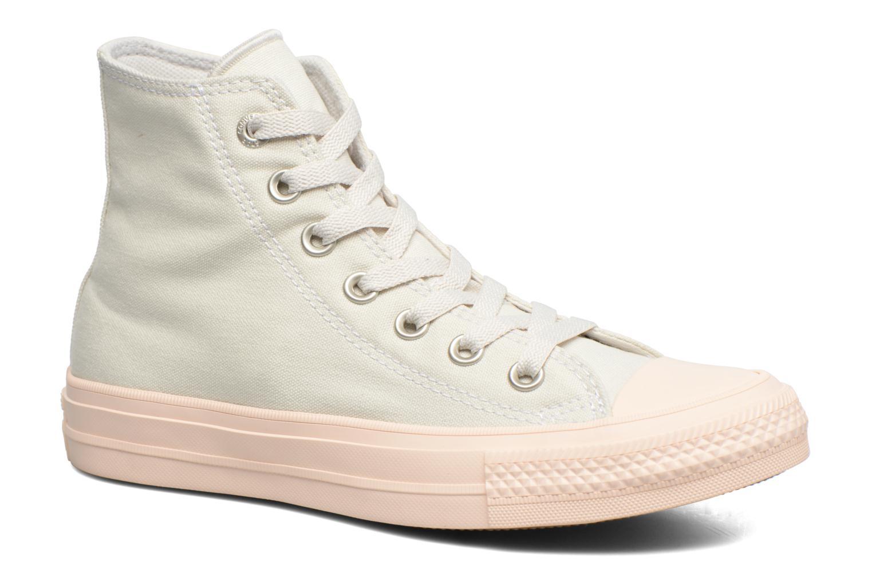 Sneakers Converse Chuck Taylor All Star II Hi Pastel Midsoles W Beige vedi dettaglio/paio
