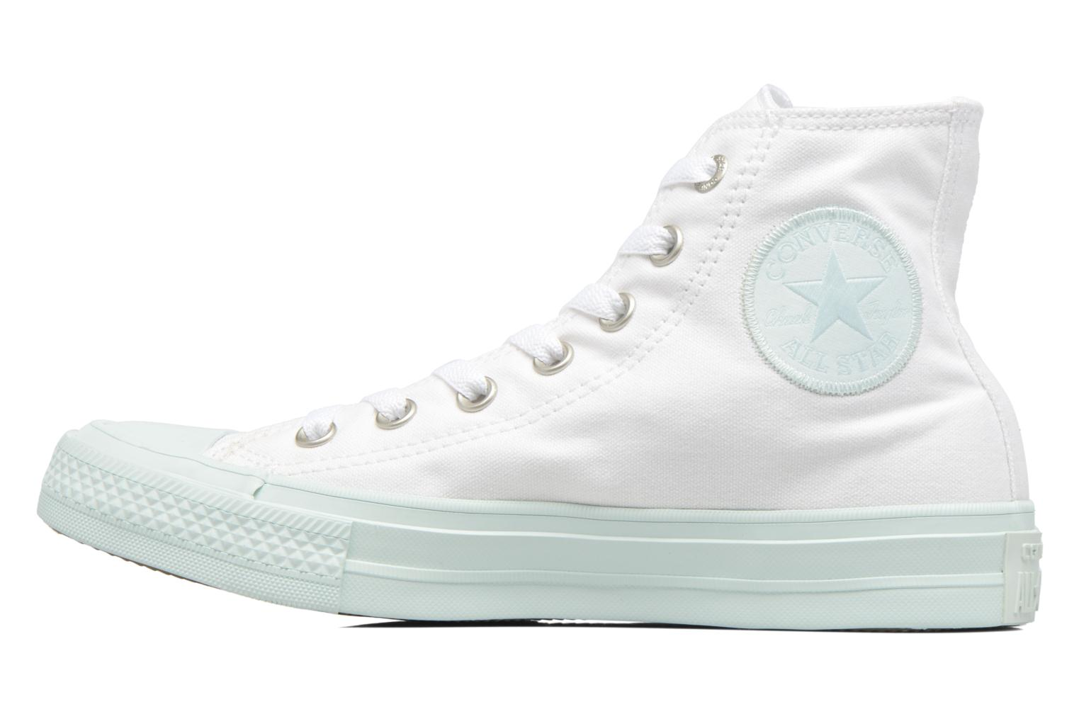 Sneakers Converse Chuck Taylor All Star II Hi Pastel Midsoles W Bianco immagine frontale