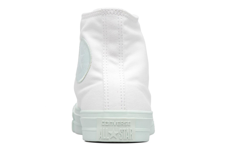 Sneakers Converse Chuck Taylor All Star II Hi Pastel Midsoles W Bianco immagine destra