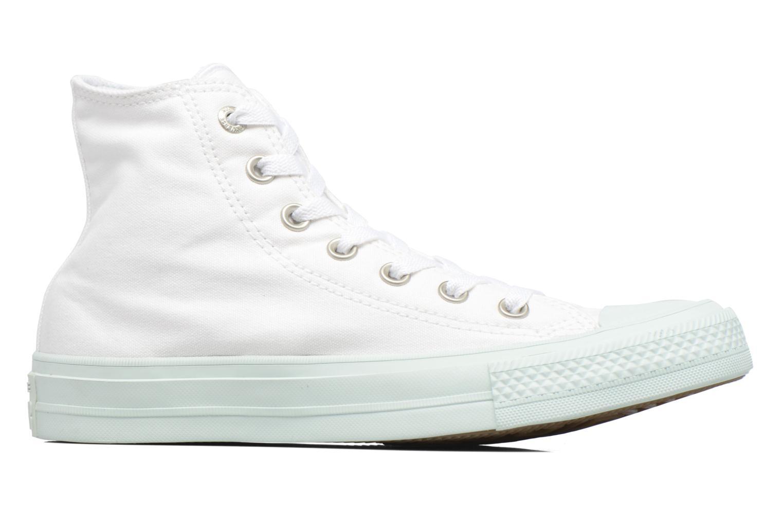 Sneakers Converse Chuck Taylor All Star II Hi Pastel Midsoles W Bianco immagine posteriore