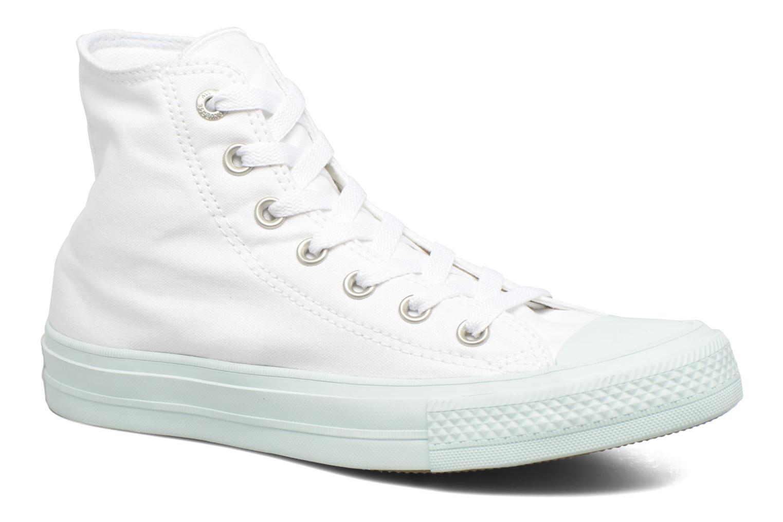 Sneakers Converse Chuck Taylor All Star II Hi Pastel Midsoles W Bianco vedi dettaglio/paio