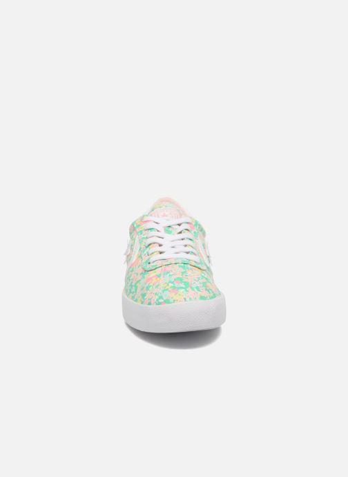 Baskets Converse Breakpoint Ox Floral Textile Multicolore vue portées chaussures