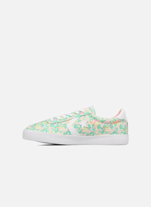Baskets Converse Breakpoint Ox Floral Textile Multicolore vue face