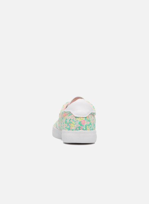 Baskets Converse Breakpoint Ox Floral Textile Multicolore vue droite