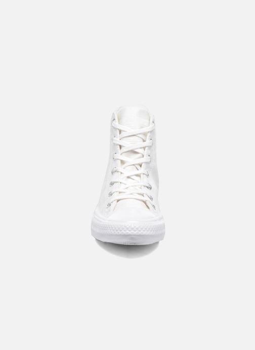Trainers Converse Chuck Taylor All Star Gemma Hi Engineered Lace White model view