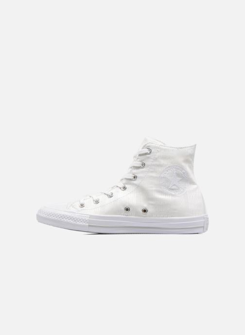 Trainers Converse Chuck Taylor All Star Gemma Hi Engineered Lace White front view