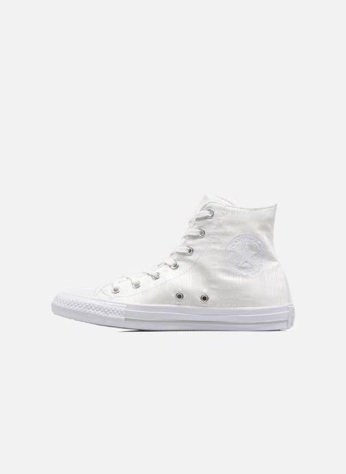 Sneaker Converse Chuck Taylor All Star Gemma Hi Engineered Lace weiß ansicht von vorne