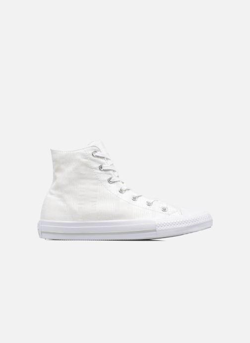 Sneaker Converse Chuck Taylor All Star Gemma Hi Engineered Lace weiß ansicht von hinten