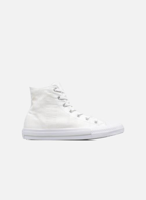 Trainers Converse Chuck Taylor All Star Gemma Hi Engineered Lace White back view