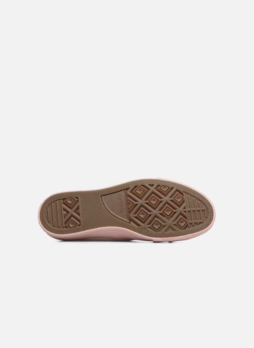 Sneaker Converse Chuck Taylor All Star II Ox Pastel Midsoles W weiß ansicht von oben