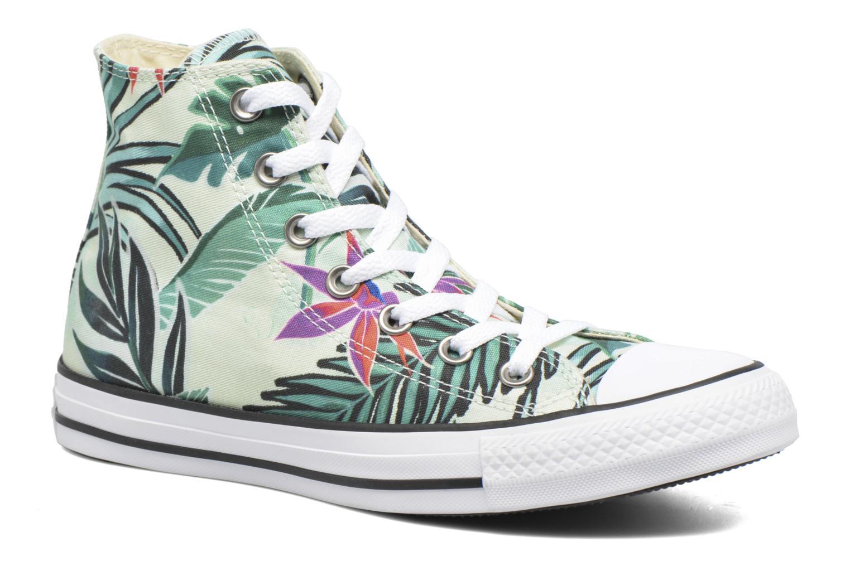 Baskets Converse Chuck Taylor All Star Hi Tropical Print W Multicolore vue détail/paire