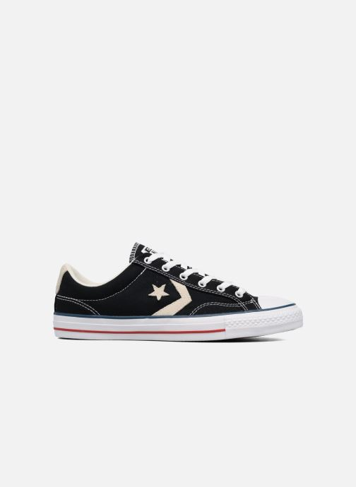 Sneakers Converse Star Player Ox Evergreen Zwart achterkant