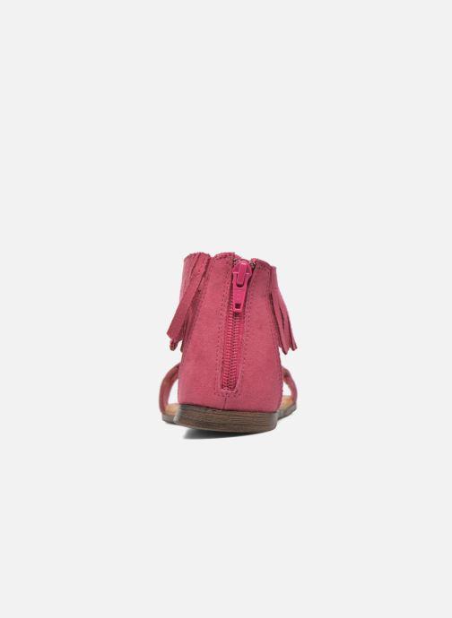 Sandaler Minnetonka Nikita Sandal Pink Se fra højre
