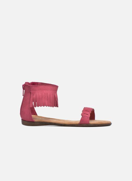 Sandali e scarpe aperte Minnetonka Nikita Sandal Rosa immagine posteriore