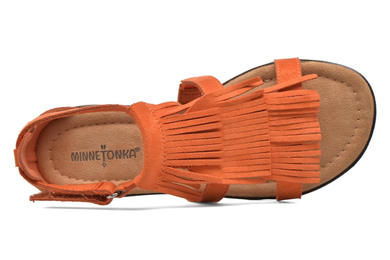 Sandalen Minnetonka Maya Sandal Oranje links
