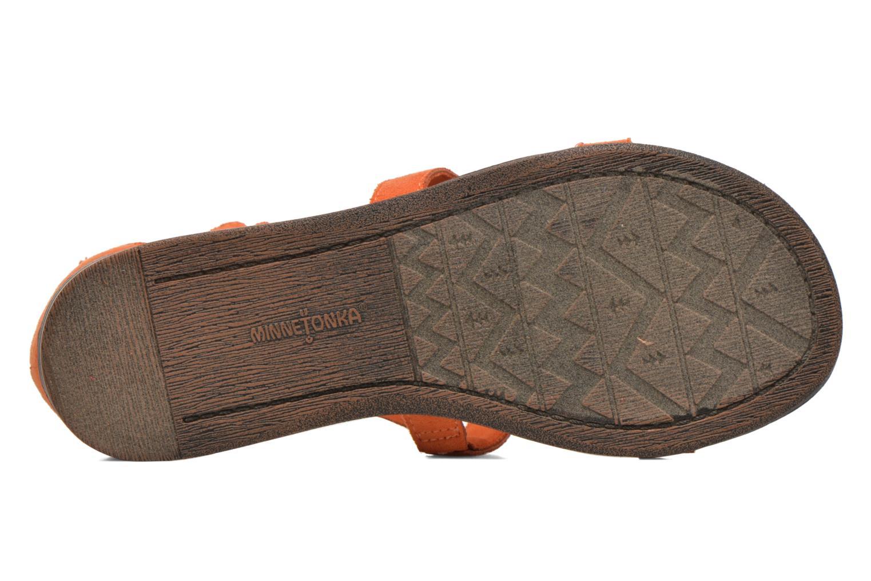 Sandalen Minnetonka Maya Sandal Oranje boven
