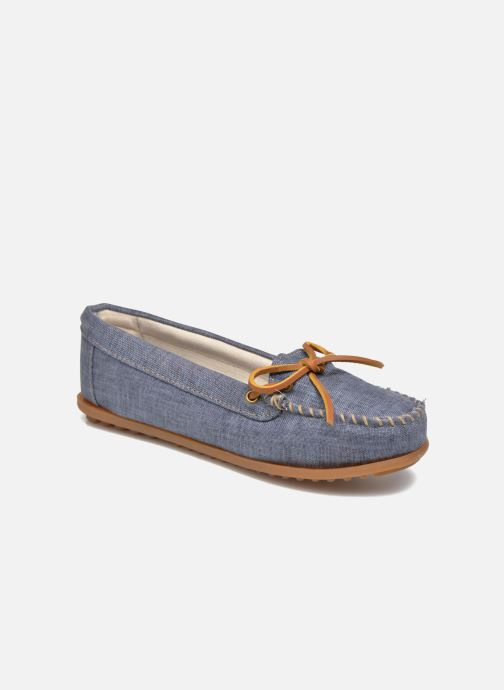 Mocassins Dames Canvas Moc