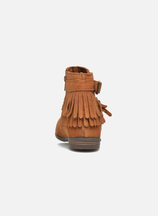 Bottines et boots Minnetonka Rancho Boot Marron vue droite