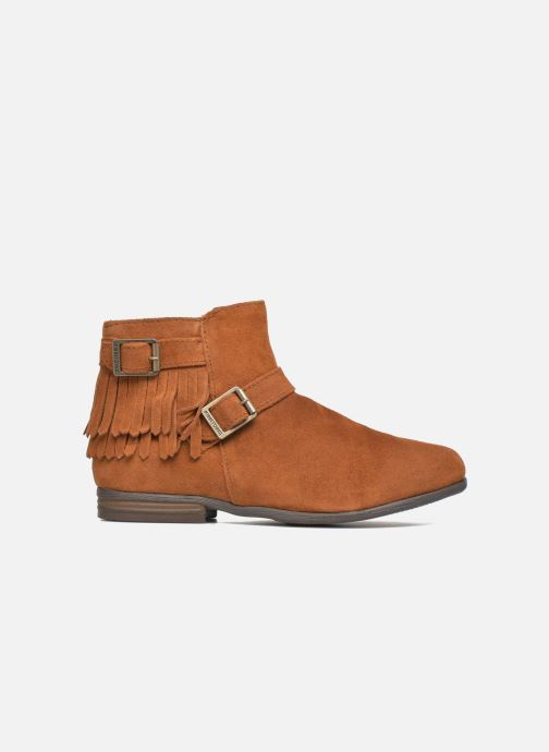 Botines  Minnetonka Rancho Boot Marrón vistra trasera
