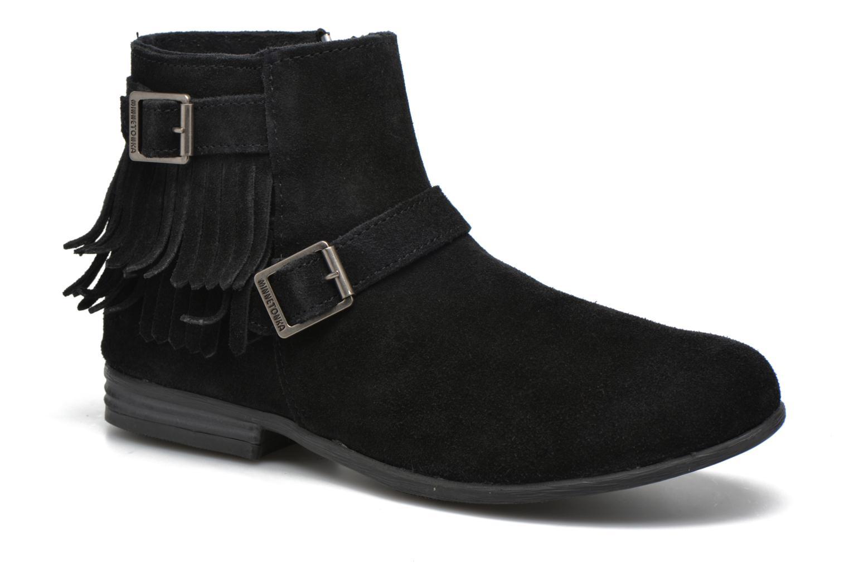 Nuevo zapatos Minnetonka Rancho  Boot (Negro) - Botines  Rancho en Más cómodo 0df78e