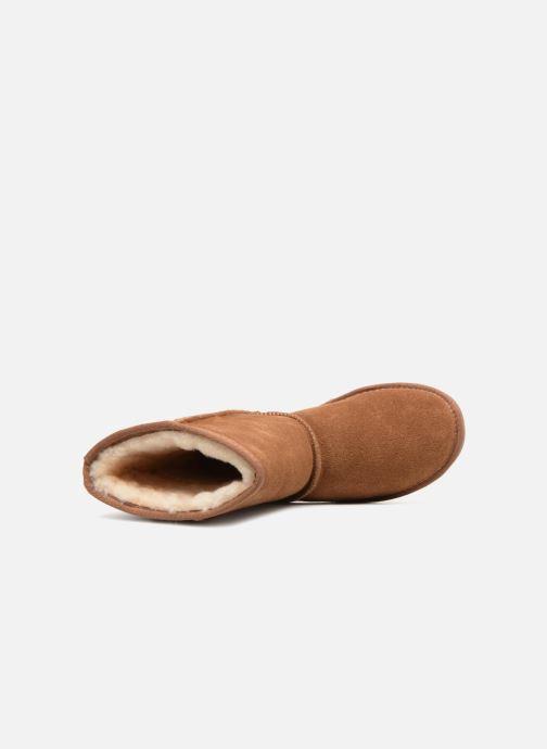 Bottines et boots Minnetonka Olympia Boot Or et bronze vue gauche