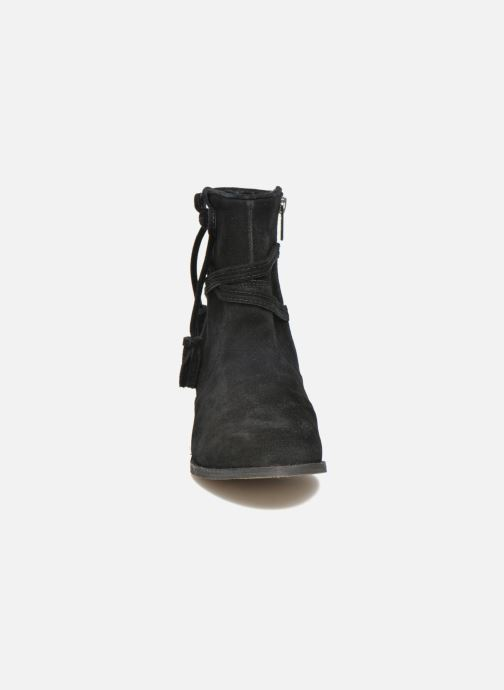 Bottines et boots Minnetonka Mesa Boot Noir vue portées chaussures