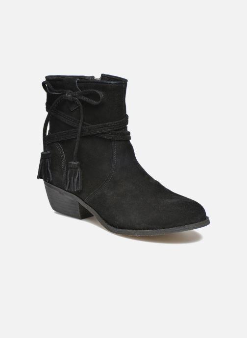 Bottines et boots Minnetonka Mesa Boot Noir vue détail/paire