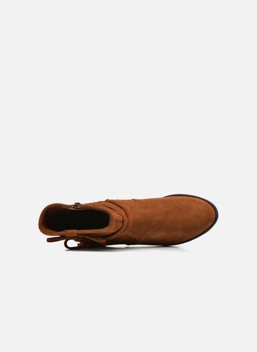 Stivaletti e tronchetti Minnetonka Mesa Boot Marrone immagine sinistra