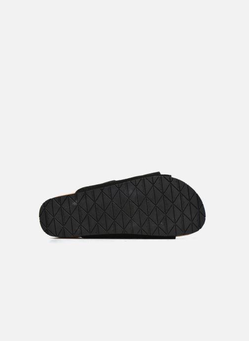 Wedges Minnetonka Gipsy Sandal Zwart boven