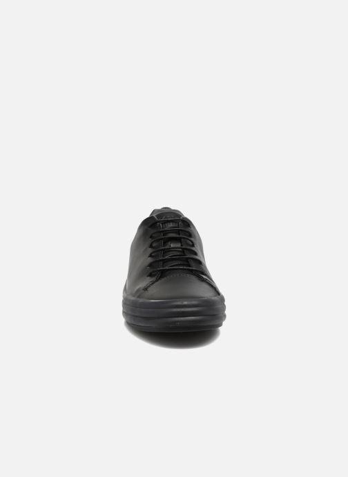 Baskets Camper Hoops K200298 Noir vue portées chaussures