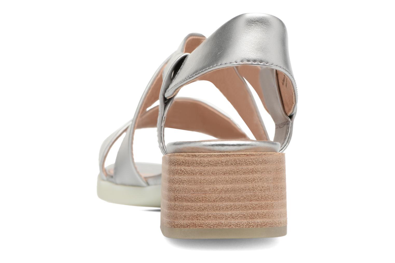 Sandali e scarpe aperte Camper Kobo K200328 Argento immagine destra