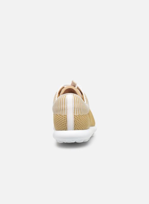 Trainers Camper Pelotas XL K200456 Beige view from the right