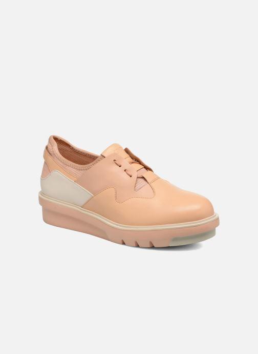 Chaussures à lacets Camper Marta K200334 Multicolore vue détail/paire